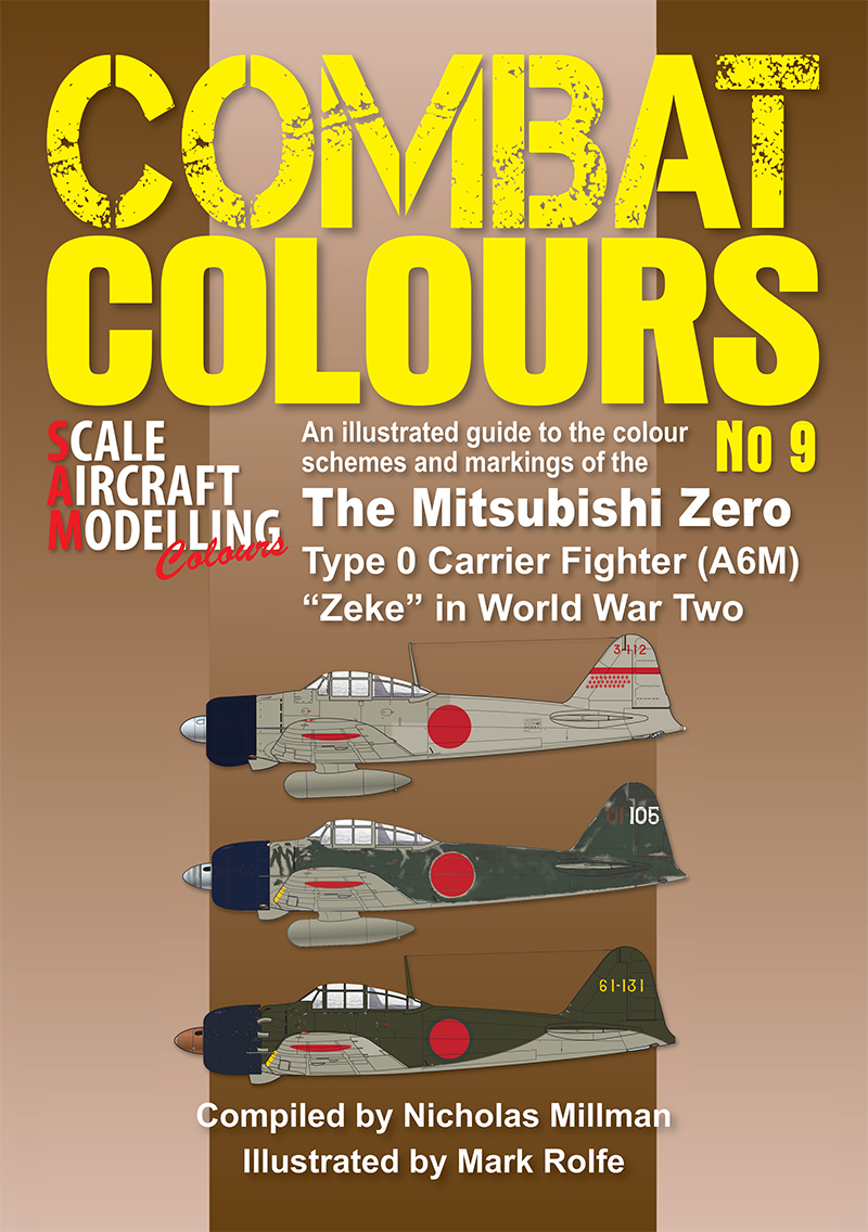 Guideline Publications Combat Colours no 9 Nicholas Millman