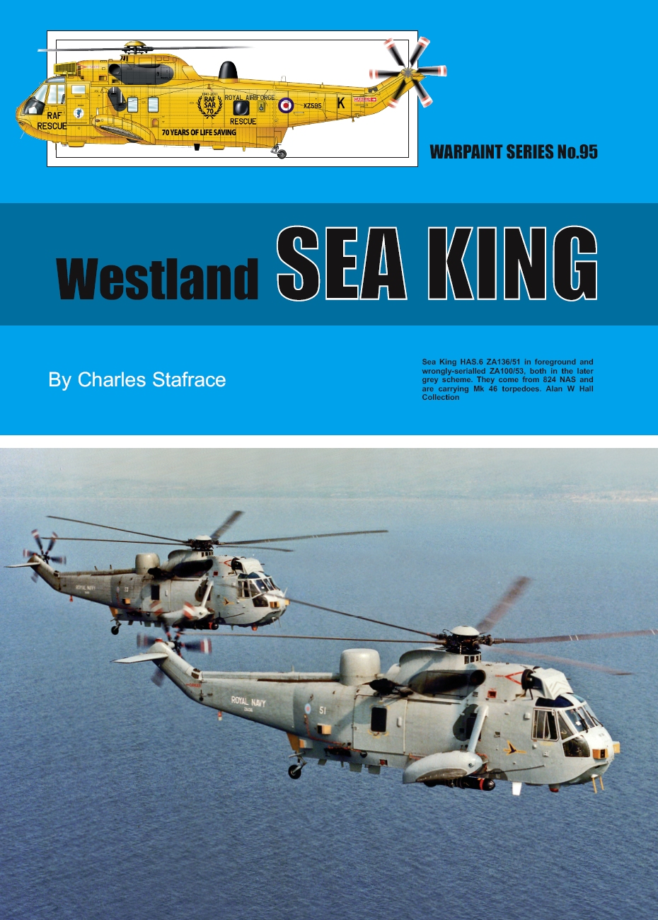Guideline Publications No 95 Sea King No. 95 in the Warpaint series