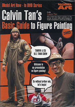 Guideline Publications Calvin Tans's Basic Guide to Figure Painting Special Offer