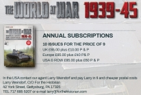 Guideline Publications The World at War - SUBSCRIPTION