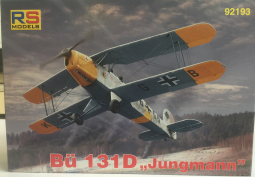 Guideline Publications Bu 131 D 'Jungman' RS MODELS