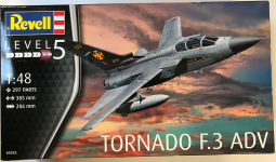 Guideline Publications Tornado F.3 ADV 1:48 Revell