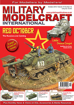 Guideline Publications Military Modelcraft October 2010