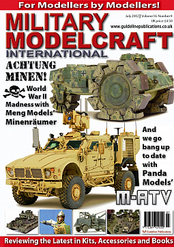 Guideline Publications Military Modelcraft July 2012