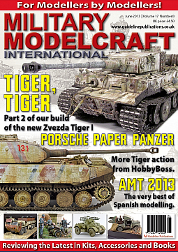 Guideline Publications Military Modelcraft June 2013