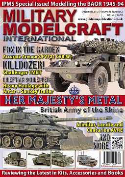 Guideline Publications Military Modelcraft December 2013