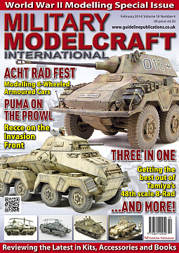 Guideline Publications Military Modelcraft February 2014