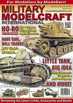 Guideline Publications Military Modelcraft March 2014