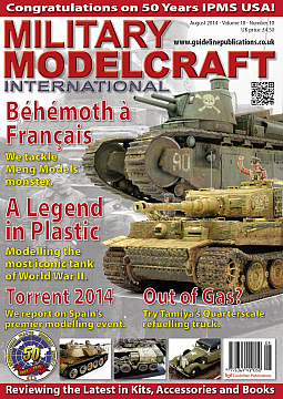 Guideline Publications Military Modelcraft August 2014