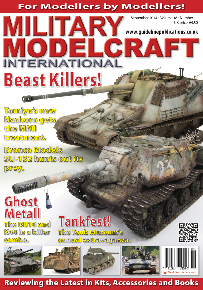 Guideline Publications Military Modelcraft September 2014 vol 18 - 11