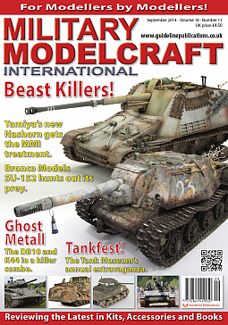 Guideline Publications Military Modelcraft September 2014