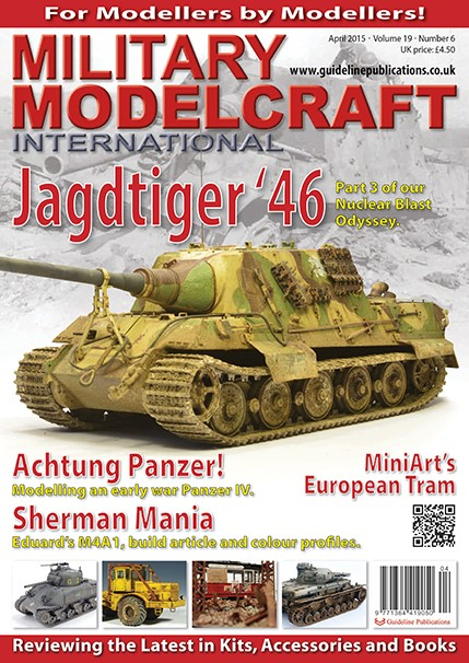 Guideline Publications Military Modelcraft April 2015 vol 19-06