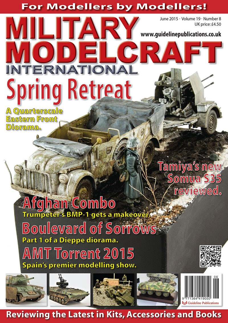 Guideline Publications Military Modelcraft June 2015 vol 19-08