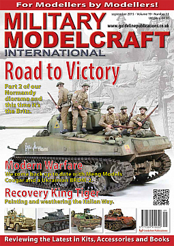 Guideline Publications Military Modelcraft September 2015