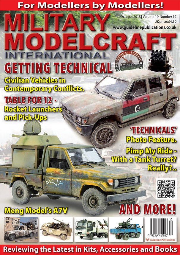 Guideline Publications Military Modelcraft October 2015 vol 19-12