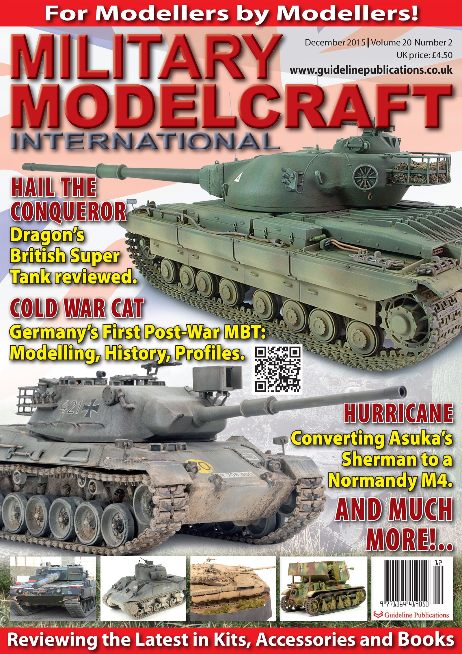 Guideline Publications Military Modelcraft December 2015 vol 20-02