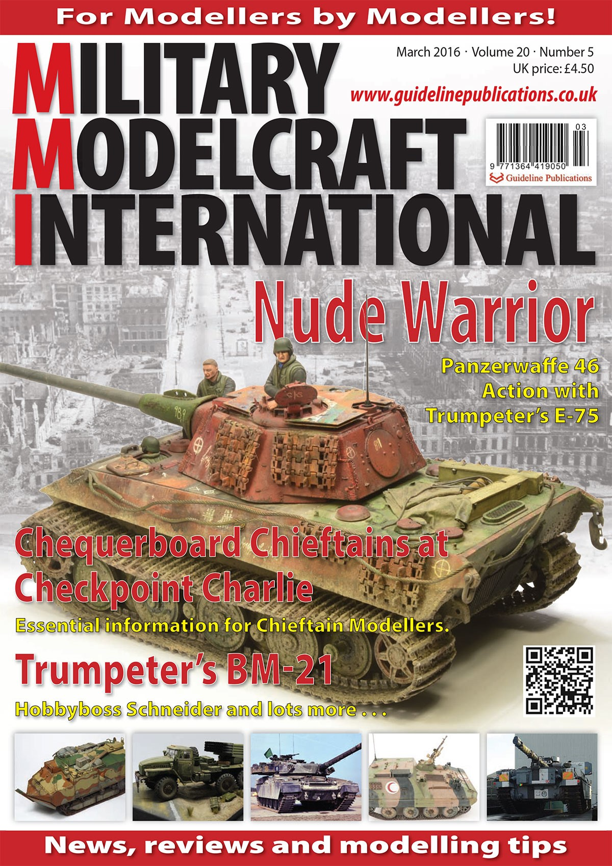 Guideline Publications Military Modelcraft March 2016 vol 20-05