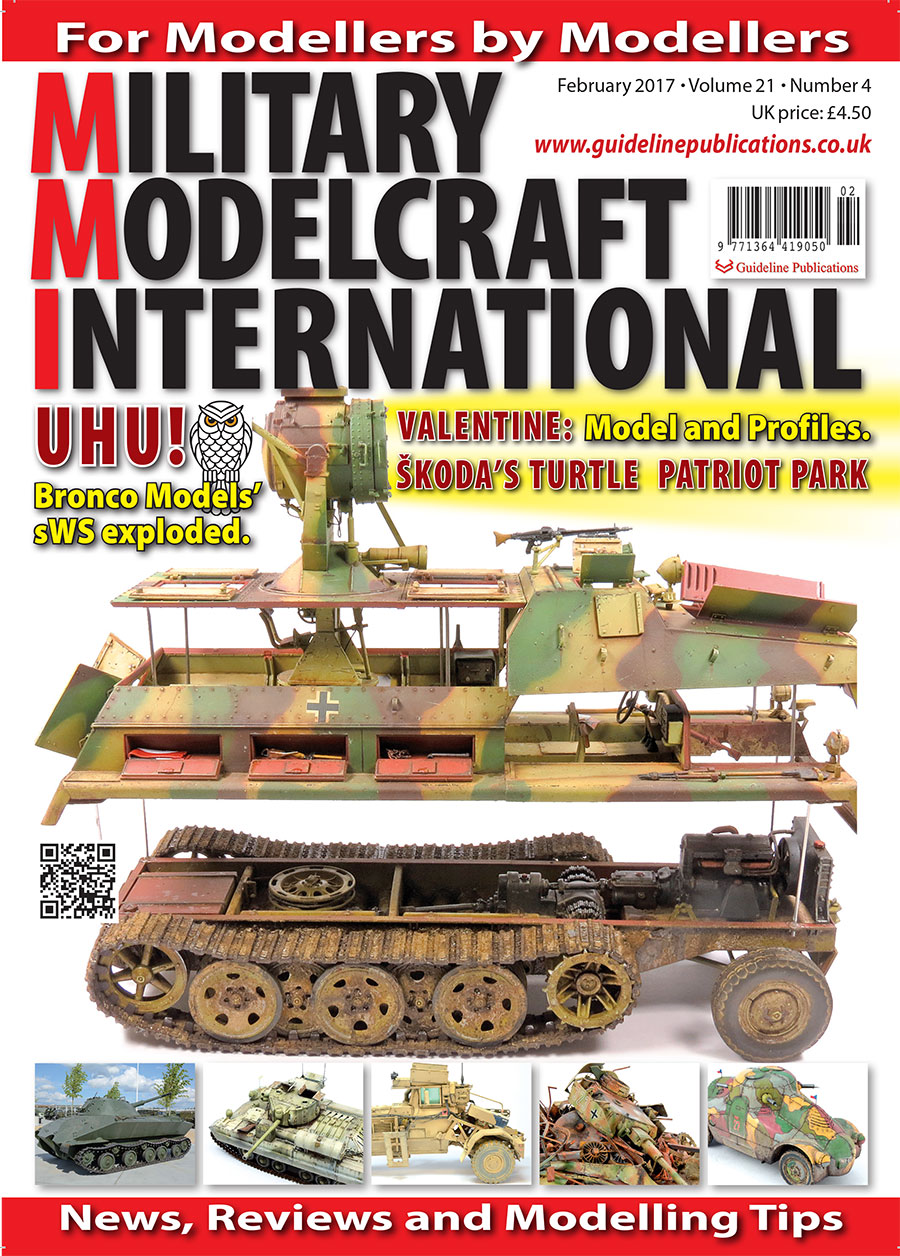 Guideline Publications Military Modelcraft February 2017 vol 21-04