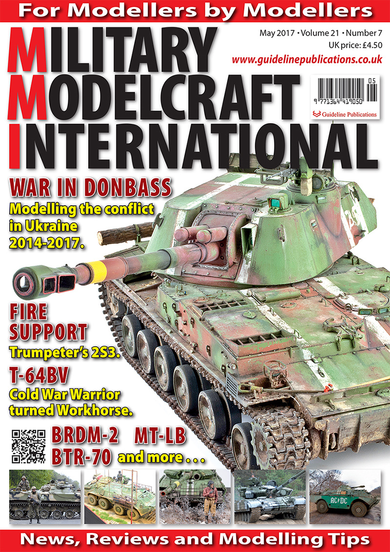 Guideline Publications Military Modelcraft May 2017 vol 21-07