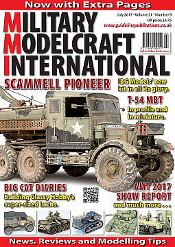 Guideline Publications Military Modelcraft July 2017