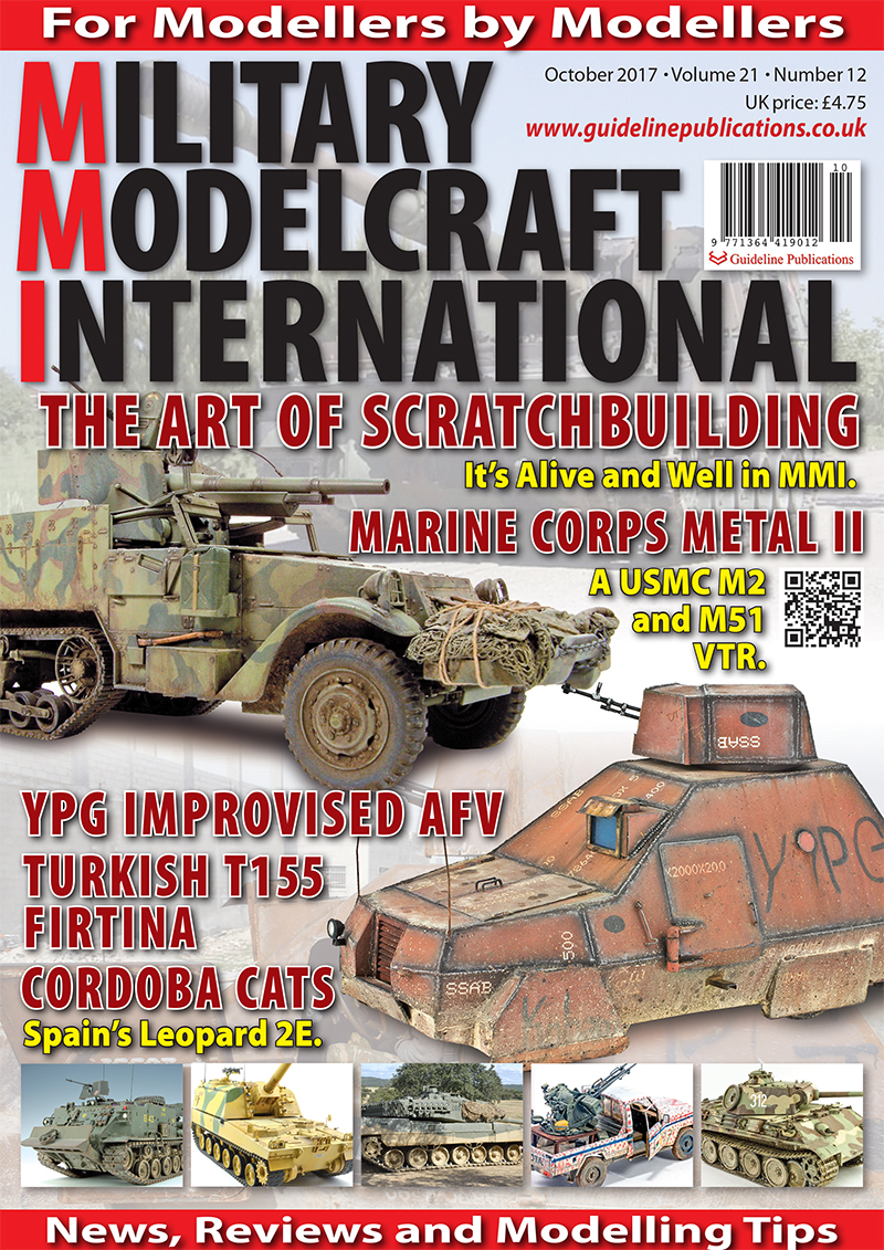 Guideline Publications Military Modelcraft October 2017 vol 21-12