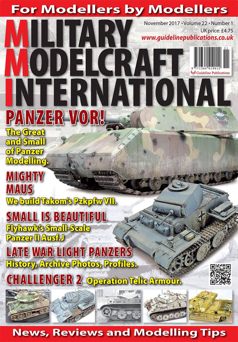 Guideline Publications Military Modelcraft November 2017 vol 22 01
