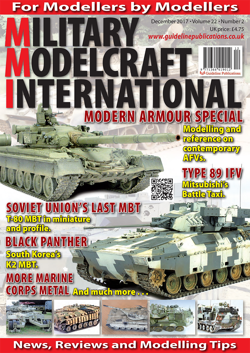 Guideline Publications Military Modelcraft December 2017 vol 22-02