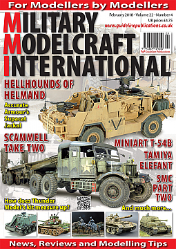 Guideline Publications Military Modelcraft February 2018