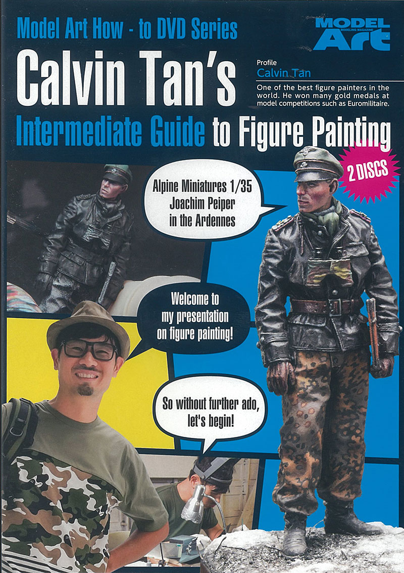 Guideline Publications Calvin Tans's Intermediate Guide to Figure Painting Special Offer
