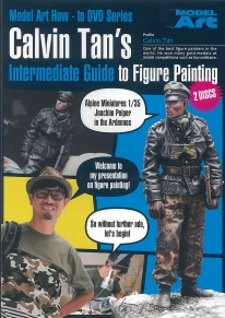 Guideline Publications Calvin Tans's Intermediate Guide to Figure Painting 2 Disc DVD