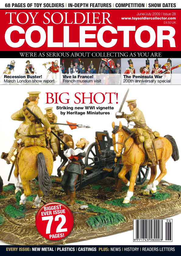 Guideline Publications Toy Soldier Collector #28