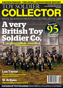 Guideline Publications Toy Soldier Collector #70