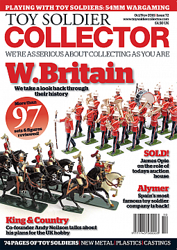 Guideline Publications Toy Soldier Collector #72 October / November 2016