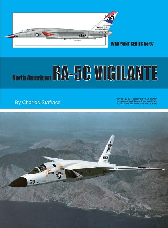Guideline Publications No 97 Vigilante No. 97 in the Warpaint series