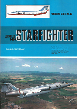 Guideline Publications No 43 Lockheed F-104 Starfighter