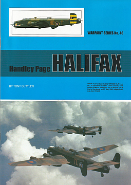 Guideline Publications No 46 Handley Page Halifax and Halton