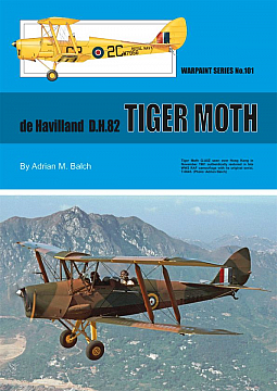 Guideline Publications No 101 de Havilland D.H.82 TIGER