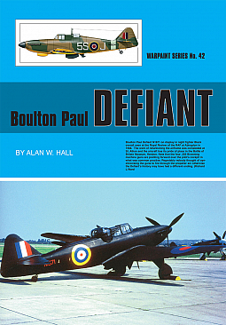 Guideline Publications No 42 Boulton Paul Defiant