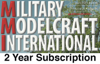 Guideline Publications Military Modelcraft International - 2 year Subscription
