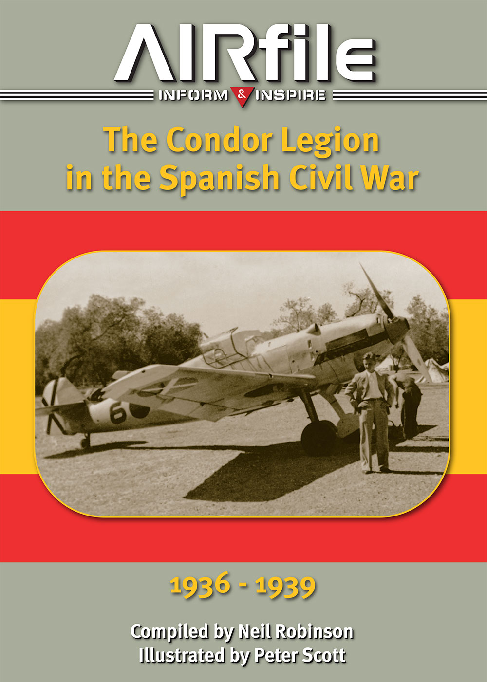Guideline Publications Airfile The Condor Legion in the Spanish Civil War Guidelines  SPECIAL OFFER
