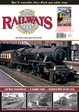 Guideline Publications British Railways Illustrated  vol 30-07
