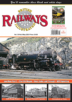 Guideline Publications British Railways Illustrated  vol 30-08