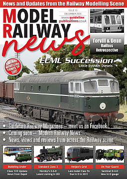 Guideline Publications Model Railway News December Issue 13