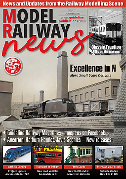Guideline Publications Model Railway News issue 11