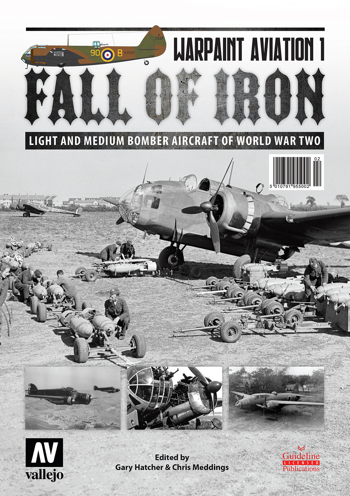 Guideline Publications Fall of Iron Light and Medium bomber aircraft of World War 2