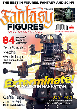 Guideline Publications Fantasy Figure International  Issue 6