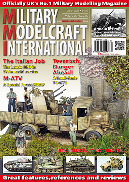 Guideline Publications Military Modelcraft Int March 21