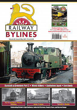 Guideline Publications Railway Bylines  vol 26 - issue 06