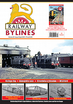 Guideline Publications Railway Bylines  vol 26 - issue 05