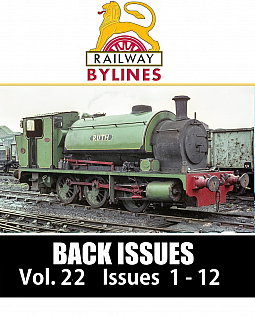 Guideline Publications Railway Bylines - BACK ISSUES vol 22